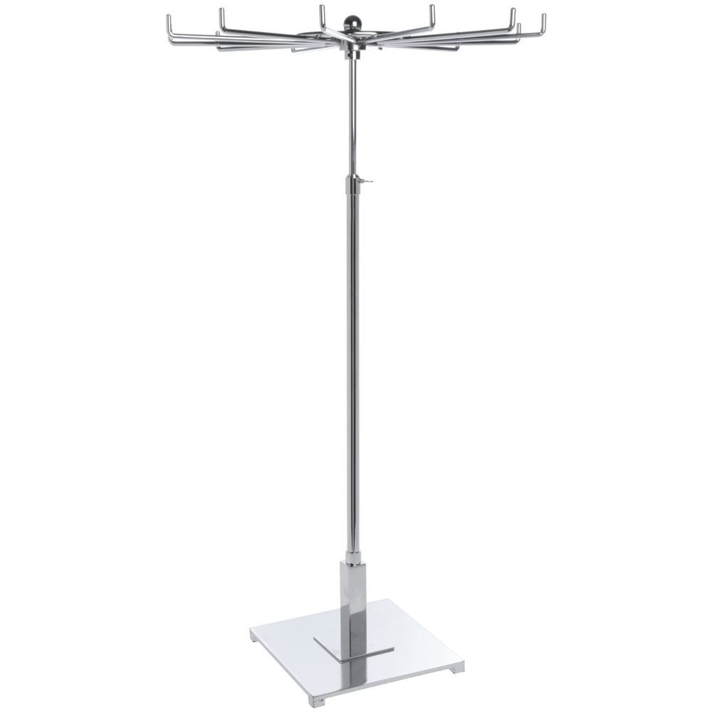 Revolving Tie Display Stand