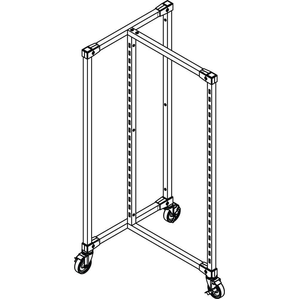 Metal 3-Way Frame
