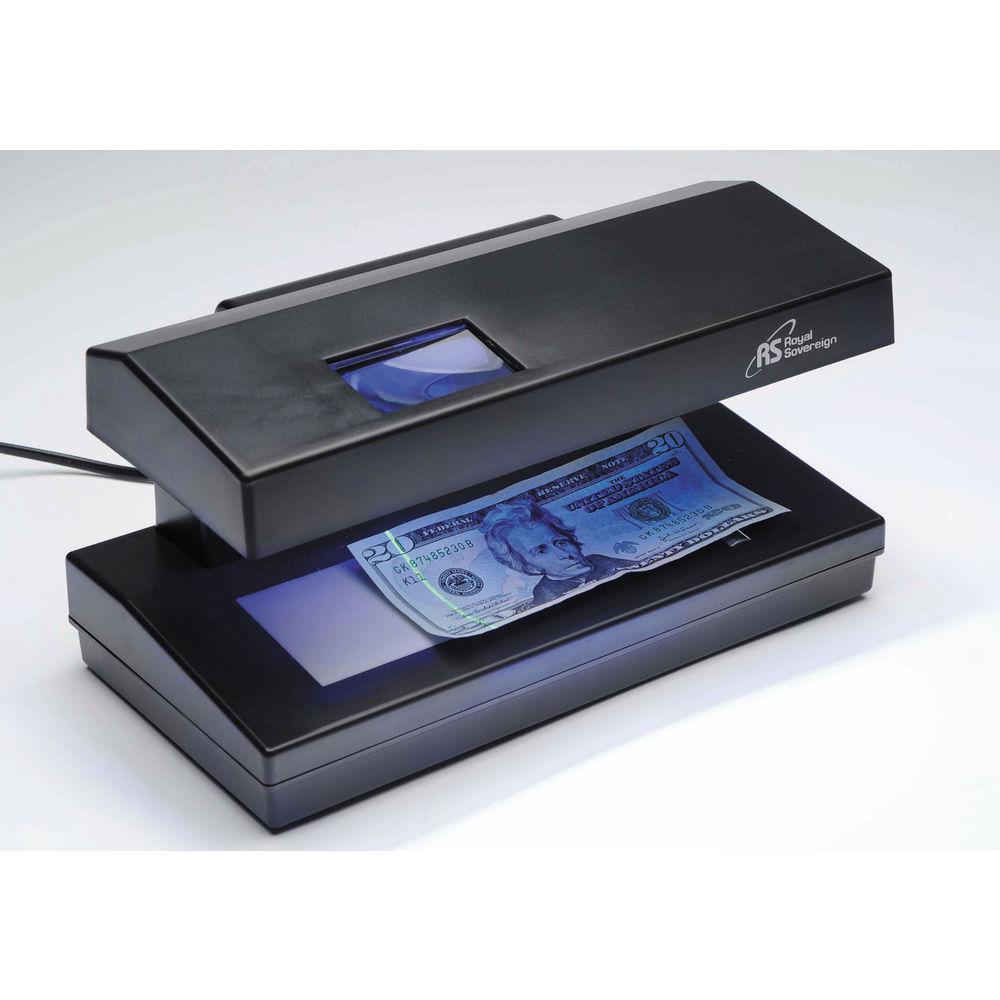 4-Way Counterfeit Money Detector