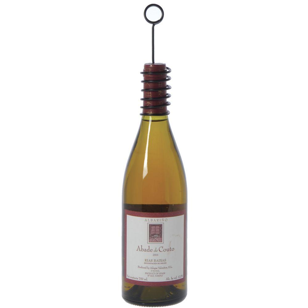 """2"""" (H) Wine Bottle Sign Holder"""