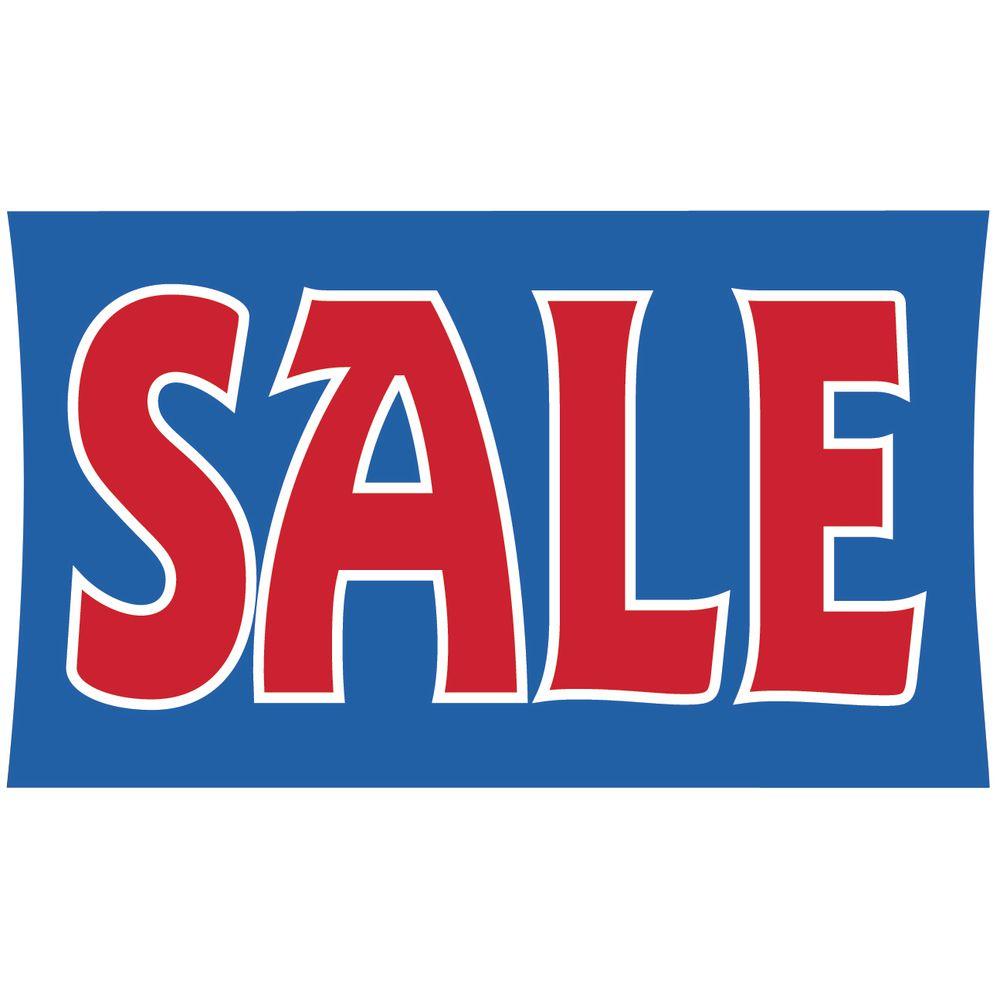 """""""Sale"""" Outdoor Banner"""