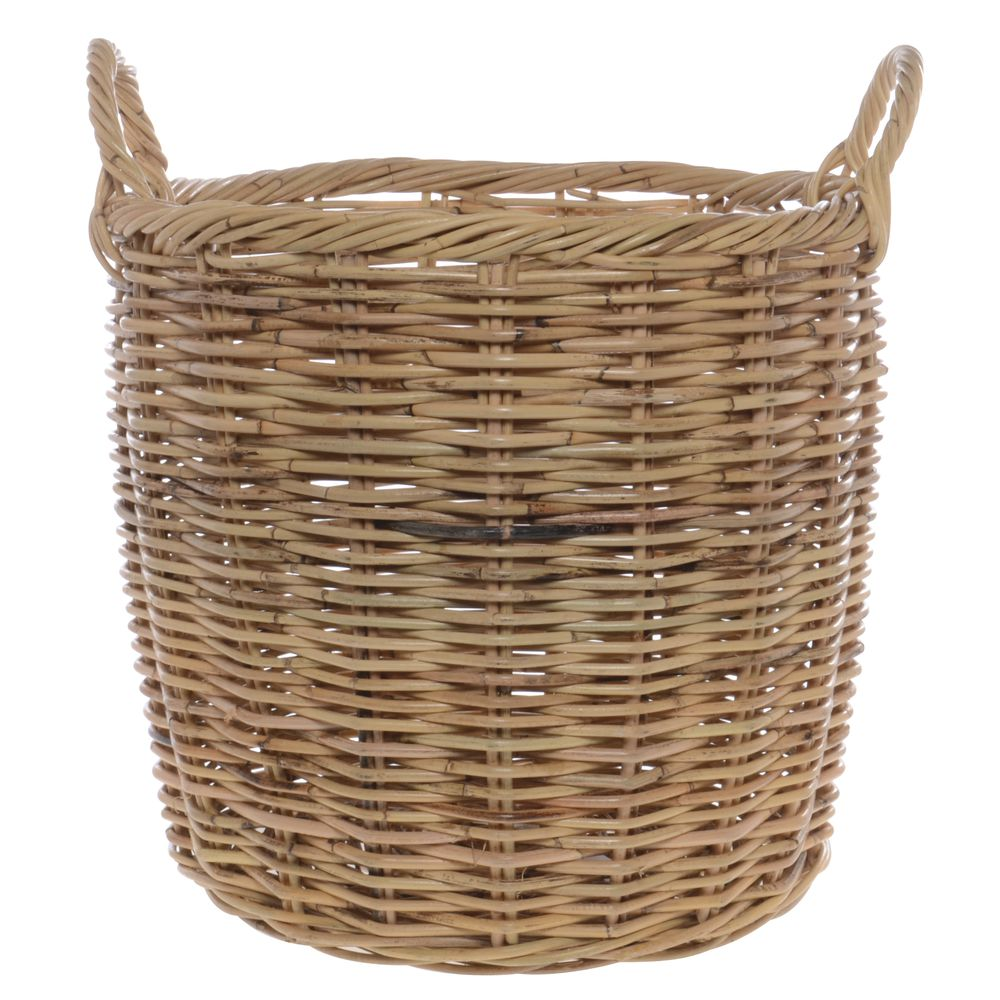 Large Round Basket made from Rattan|Large Round Basket made from Rattan