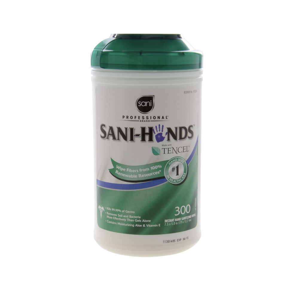 Sani Wipes for Placement in Your Business