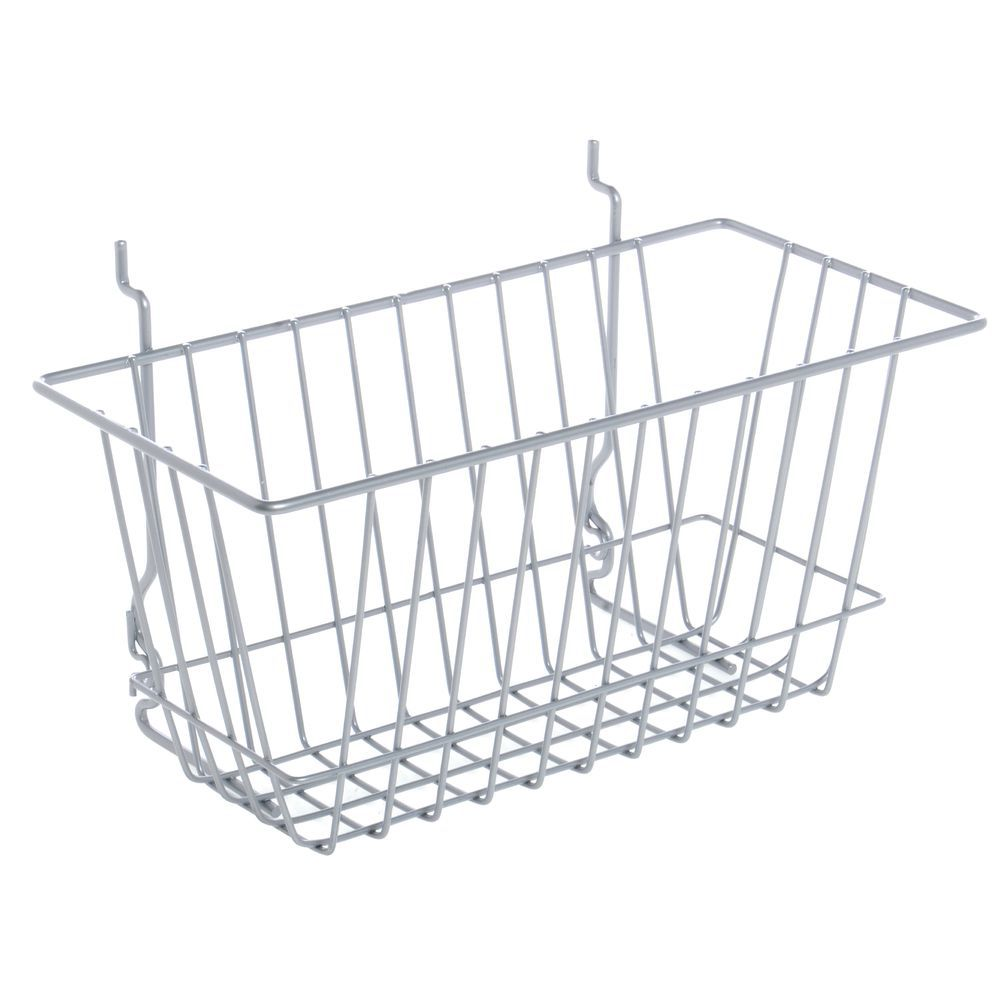 Wire Storage Baskets  with Chrome Exterior