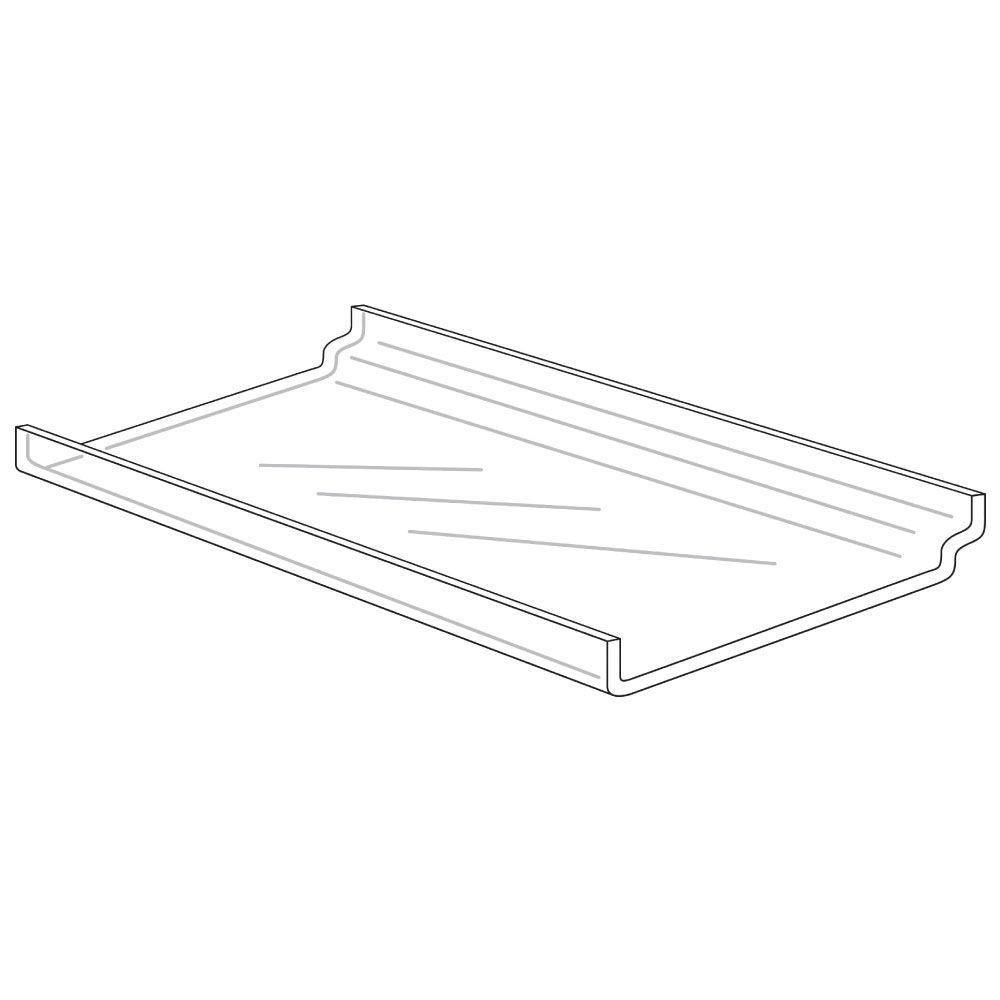 Slatwall Trays