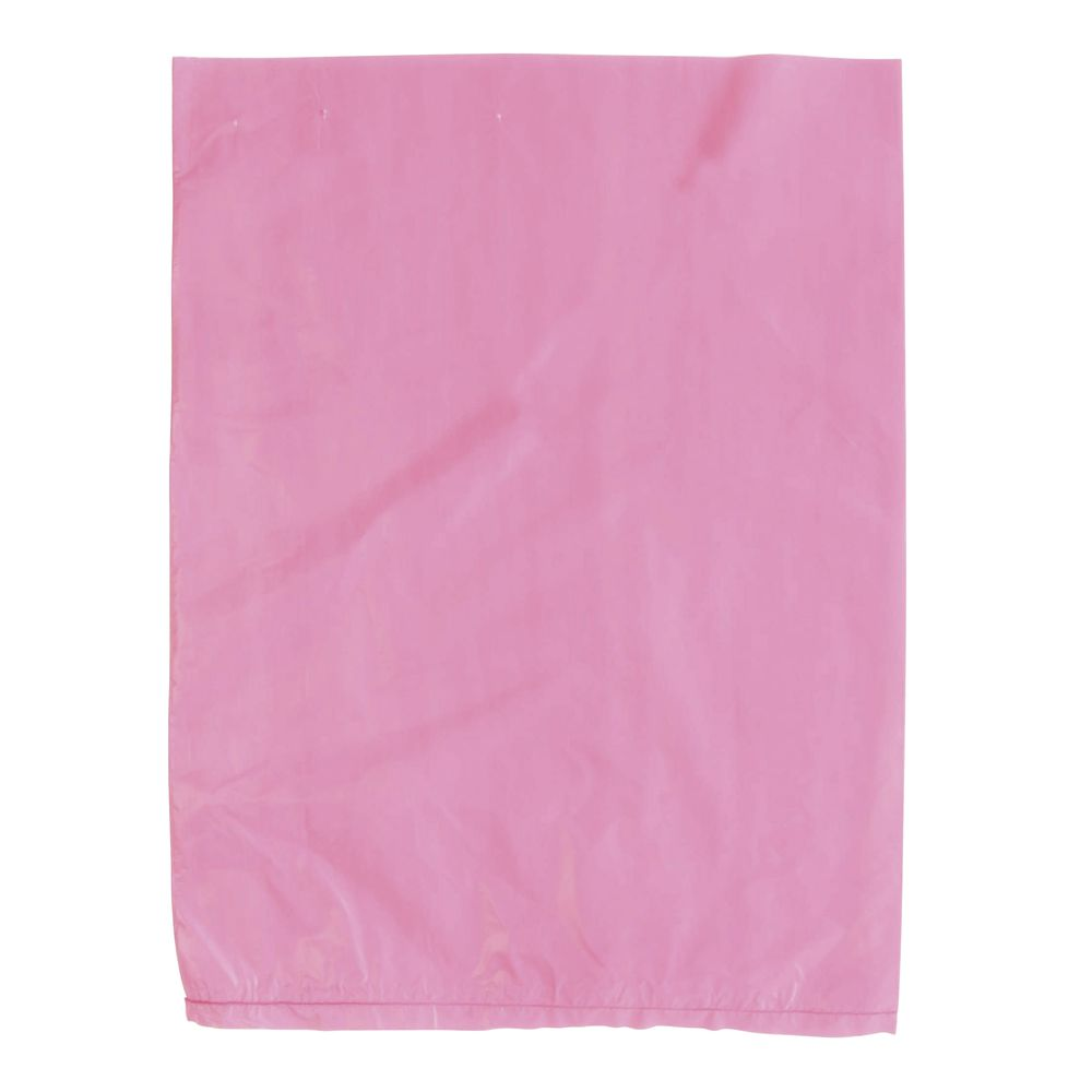 Wholesale Merchandise Bags Come in a Flat Style
