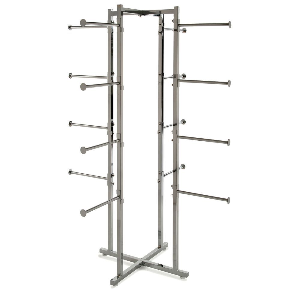 """61"""" Hanging Clothes Rack"""