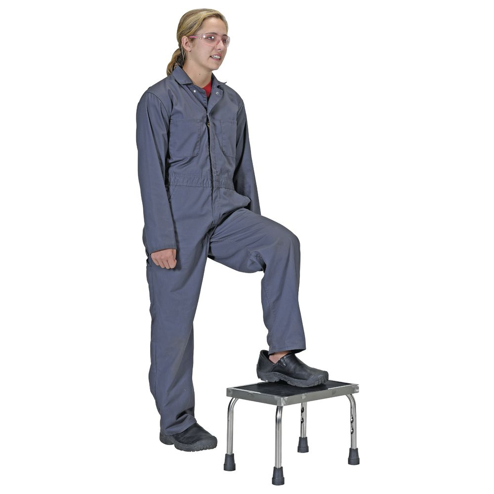 STEP STAND, S/S, W/OUT HANDLE