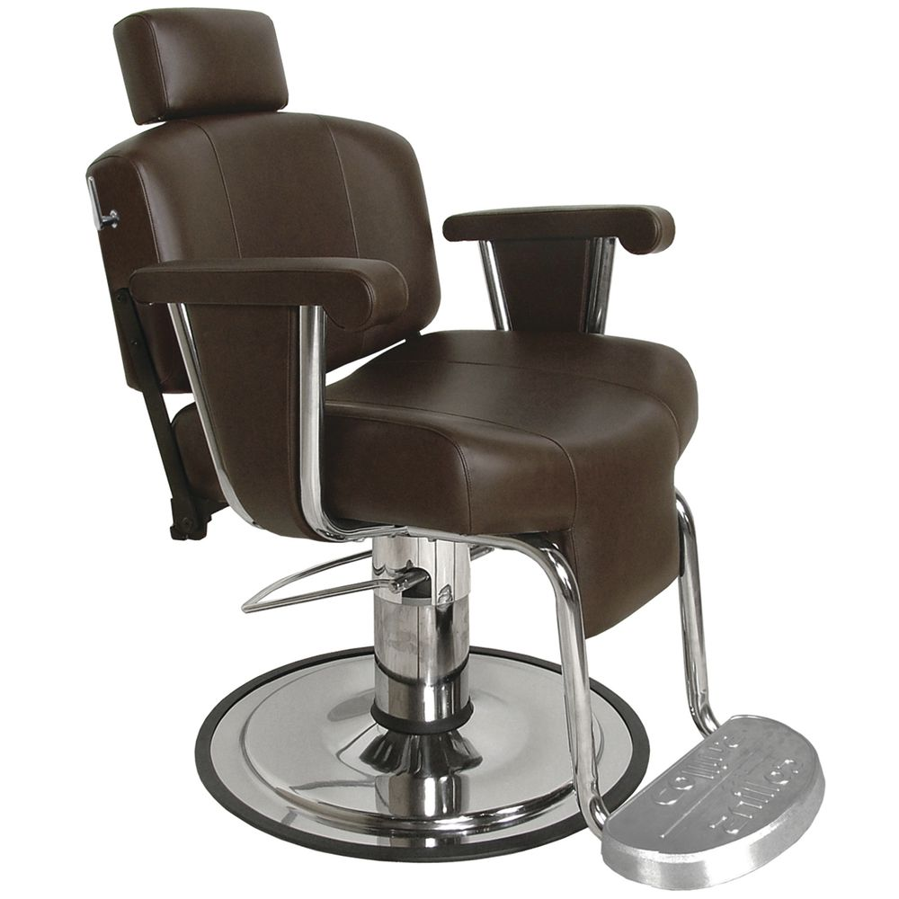 CHAIR, BARBER, CONTINENTAL