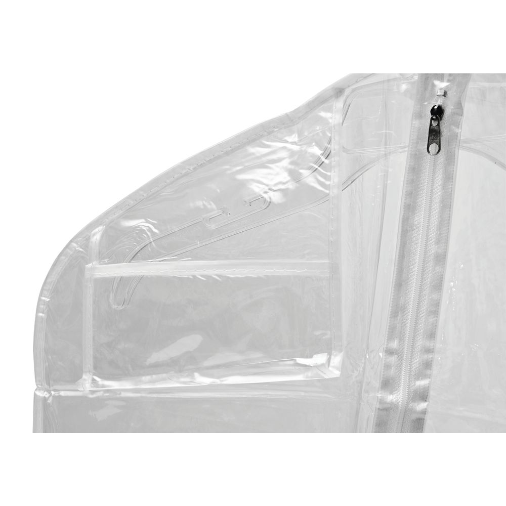 "72"" (H) Wedding Dress Garment Bag with Document Pocket"
