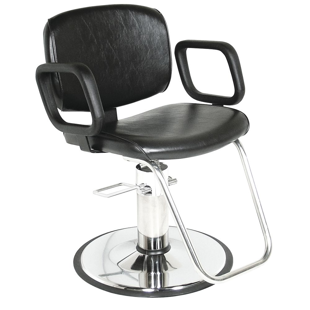 CHAIR, STYLING, QSE, STANDARD BASE