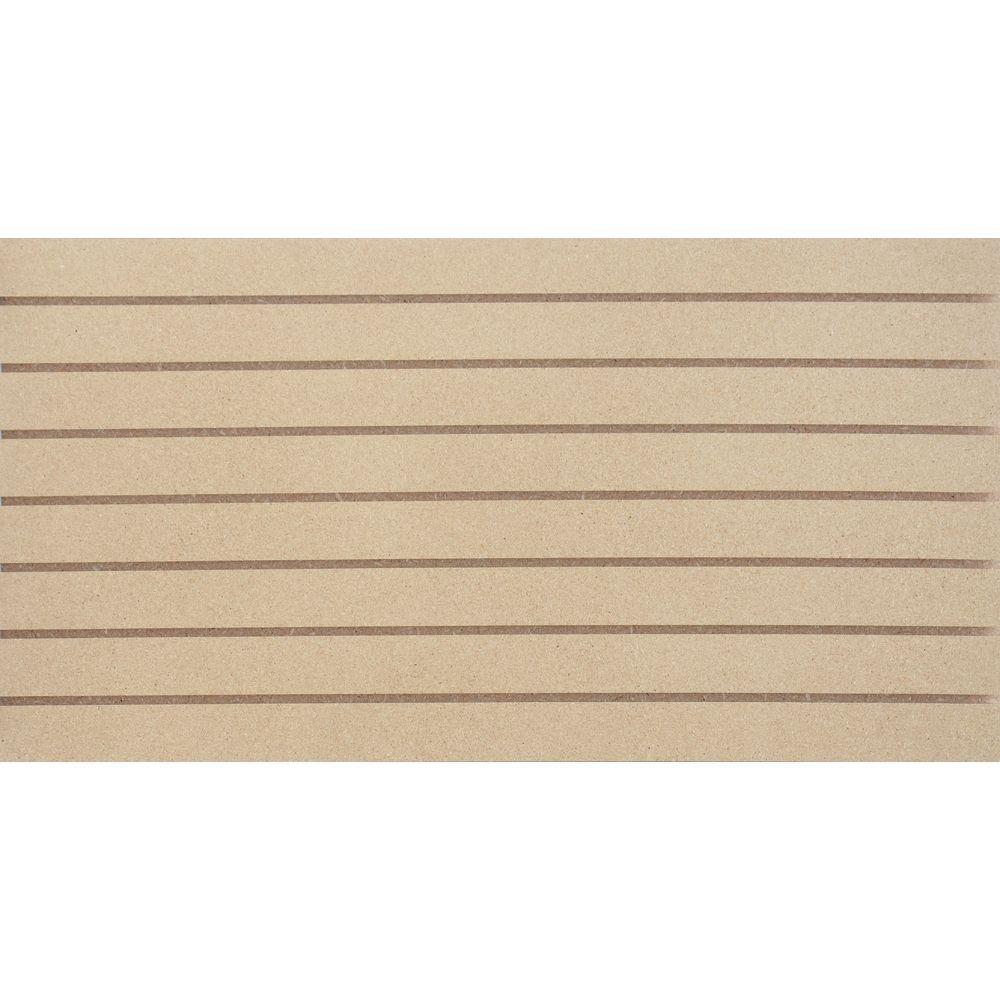 Paintable Easy Slatwall Panels