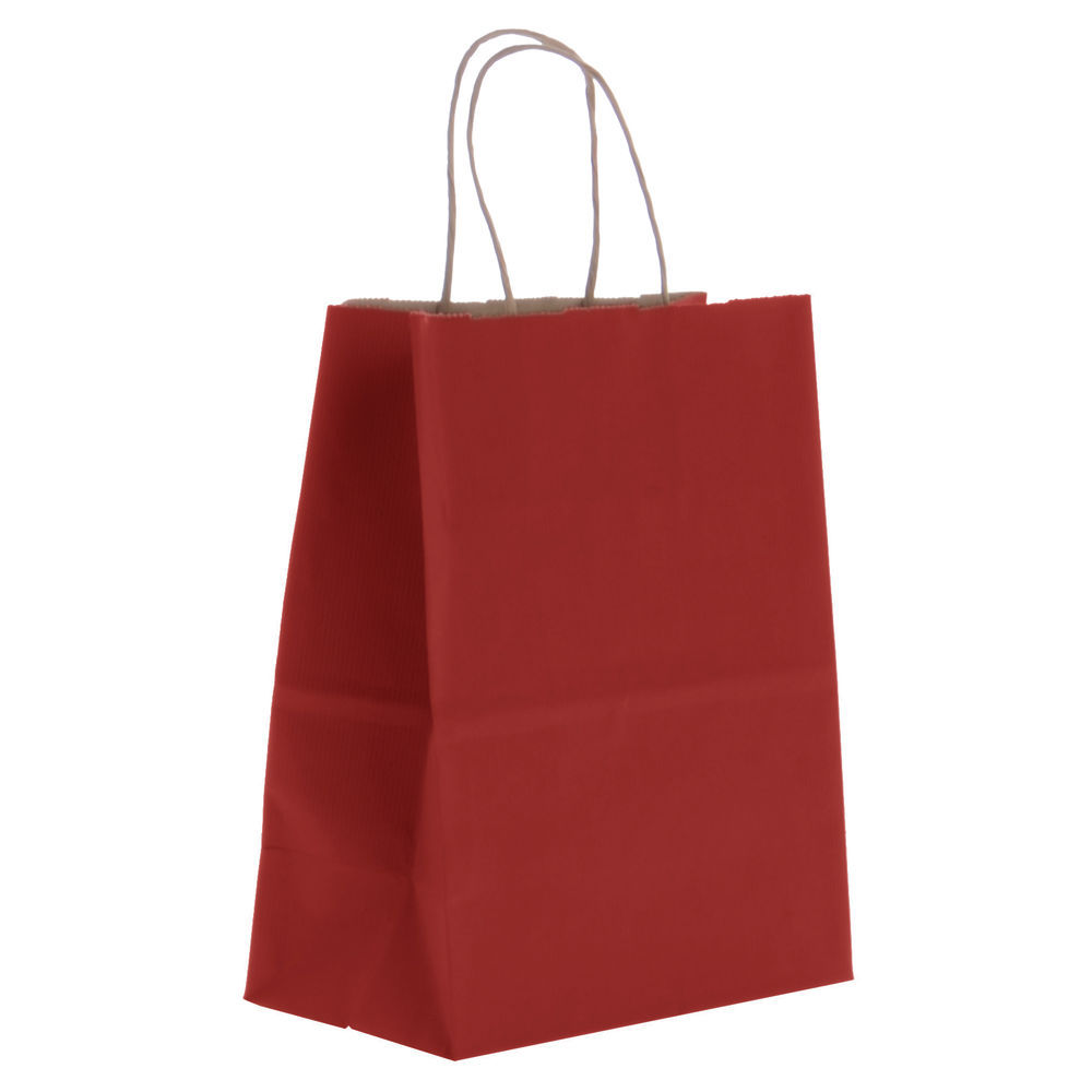 Retail Shopping Bags with an Elegant Display