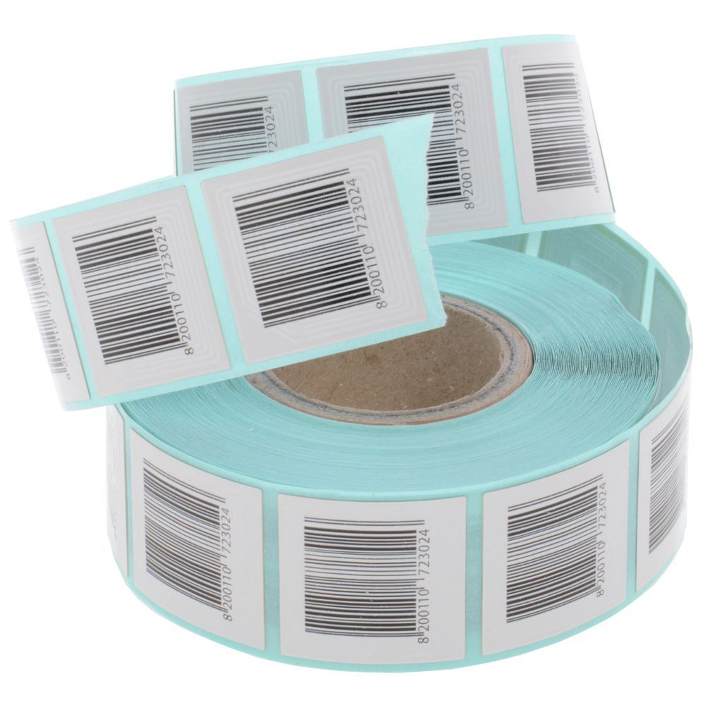 Security Labels are Ideal for Packaged Merchandise
