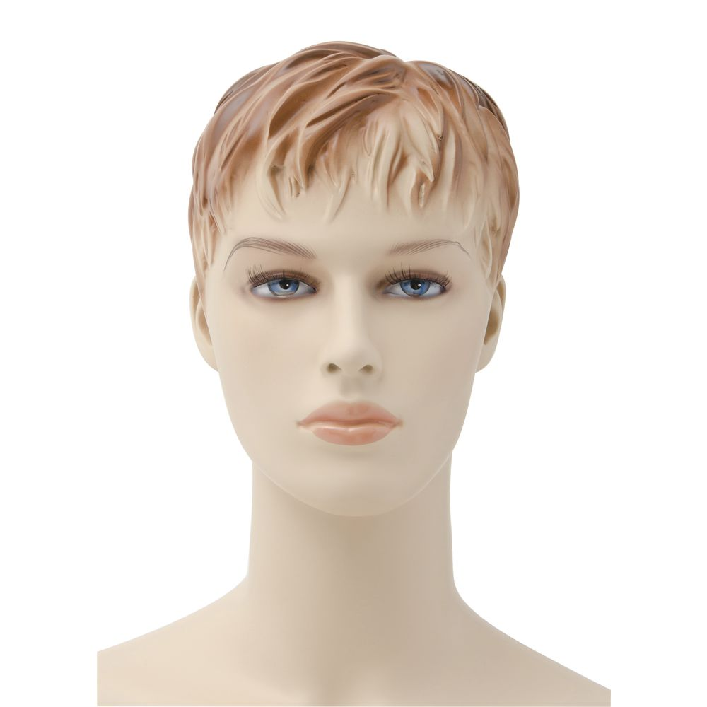 Sculpted-Hair Realistic Mannequins, Gina (1)