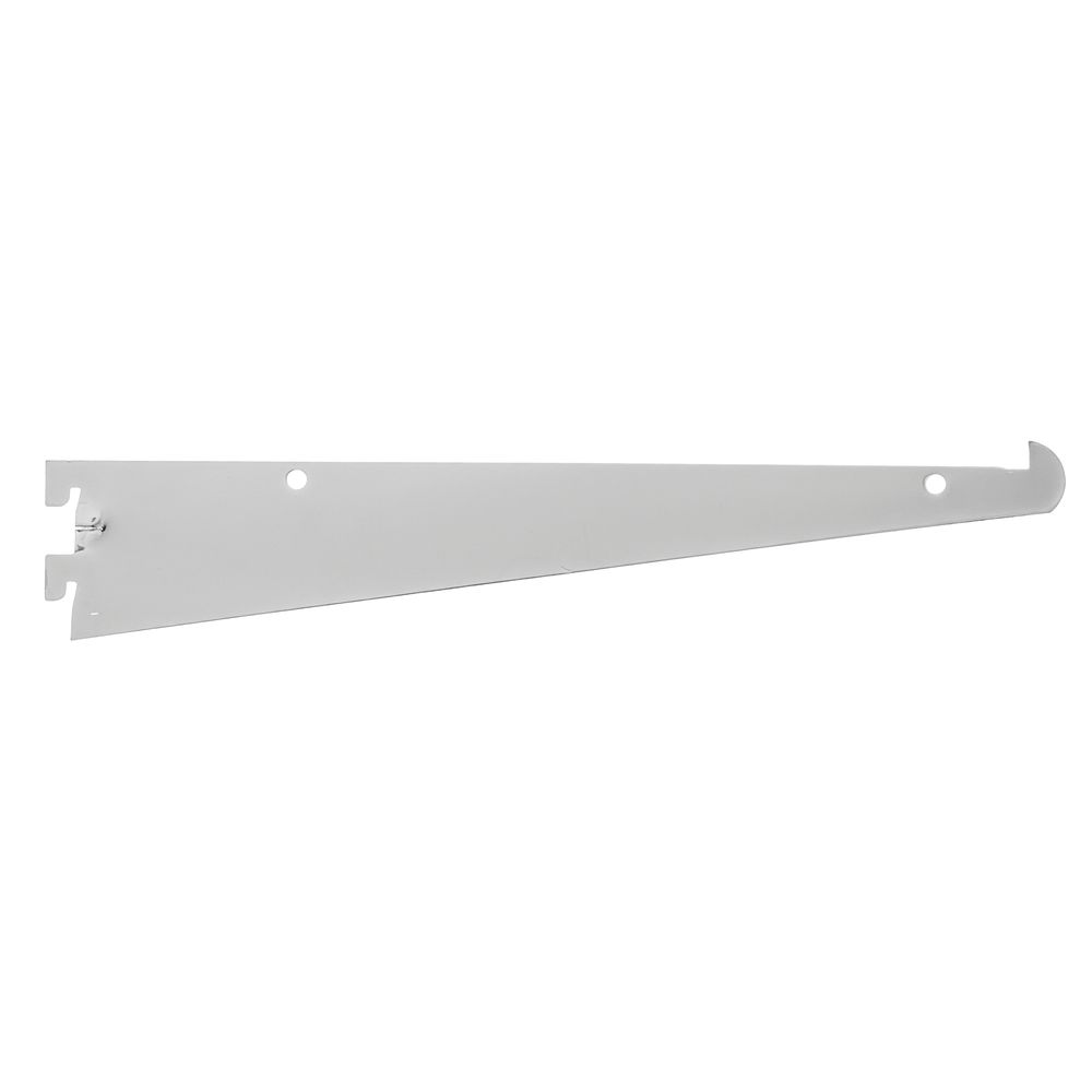 President Line Tap-In Shelf Bracket 10 Inch