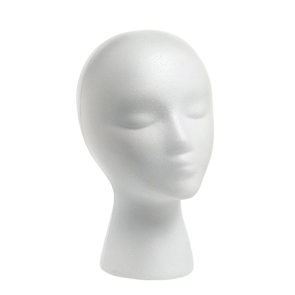Women's White Display Head