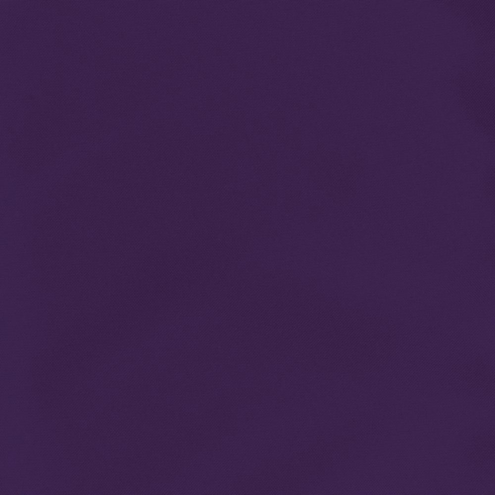 """54"""" x 54"""" Catering Tablecloths, Purple"""