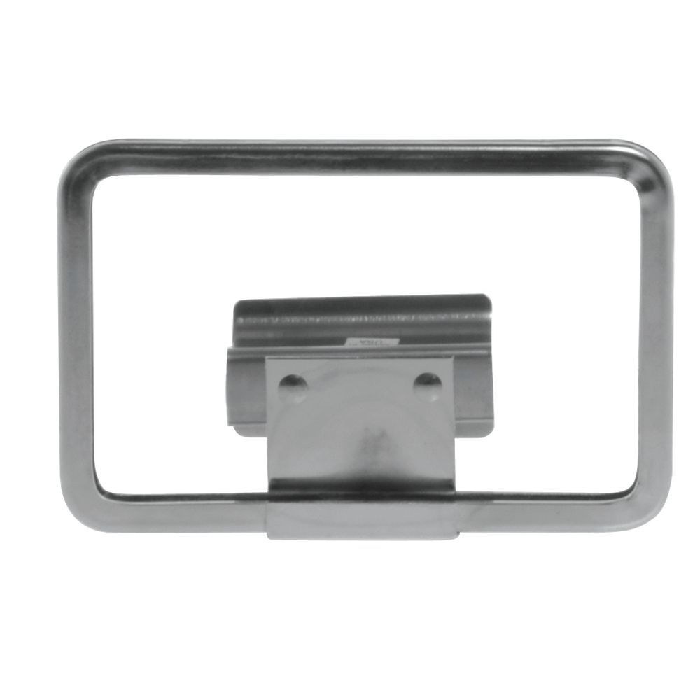 """Price Channel Clip-In Sign Frame Chrome 3 1/2""""H x 5 1/2""""""""L"""