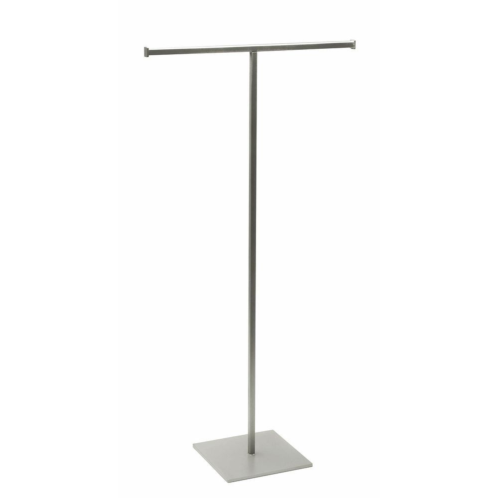 """Taupe Metallic Necklace Display Stand, 36"""" (H)"""