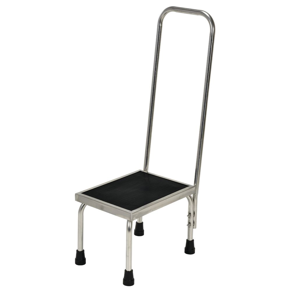 Stainless Steel Step Stool With Handle
