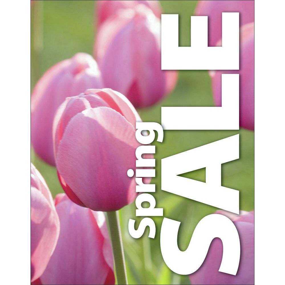 Spring Sale Signs 11 x 14 (L x H) Posters