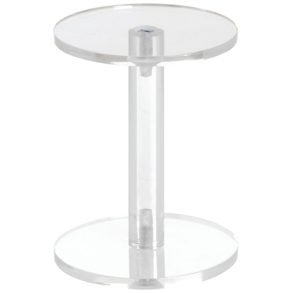 Acrylic Pedestal Display for Small Items