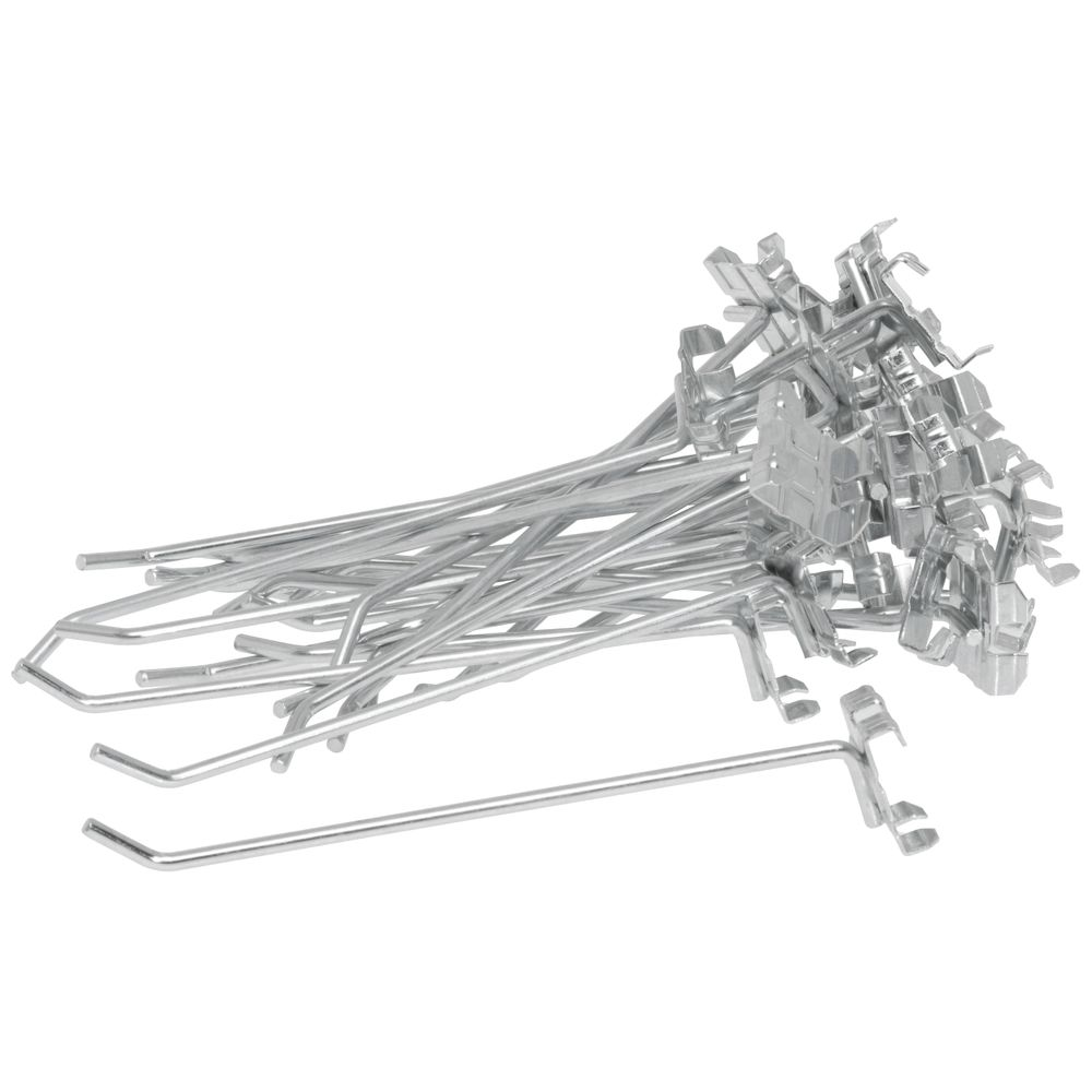 "5"" Wire Rack Display Hooks"