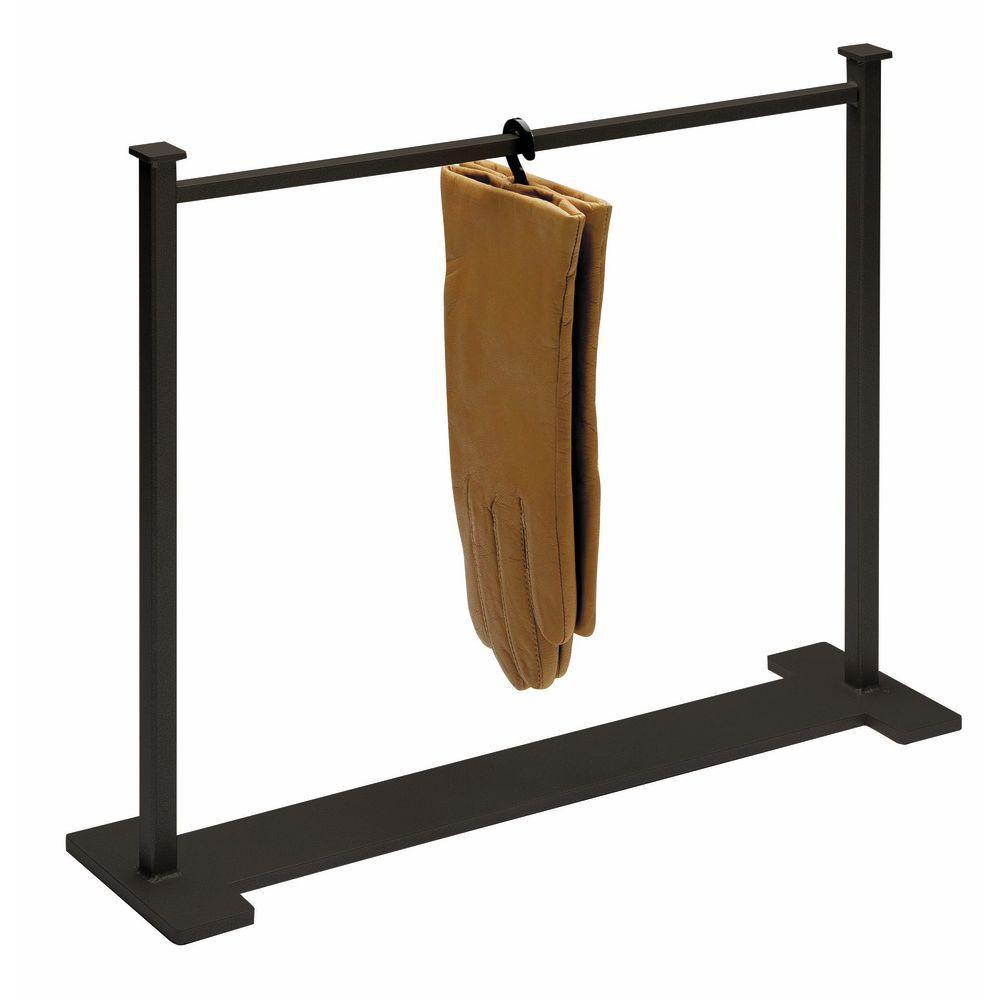 Black Texture Table Top Display