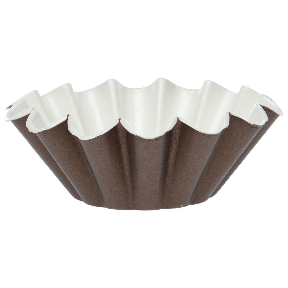 Paper Floret Brioche Baking Cups 10 Oz 3 1 2 Quot Dia X 2 1 2 Quot H