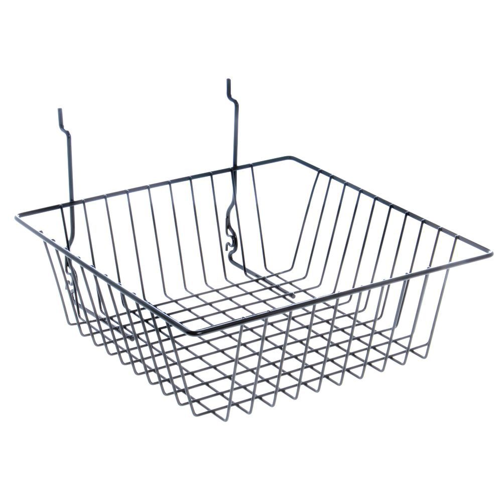 Multi-mount Wire Basket