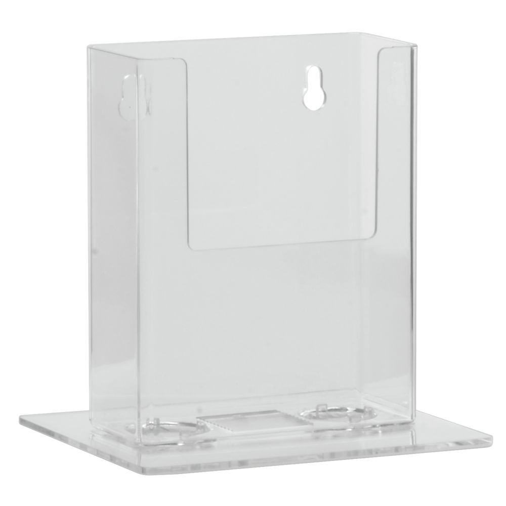 Clear Acrylic Literature Display