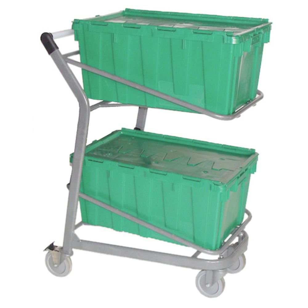 Grey Stock Carts