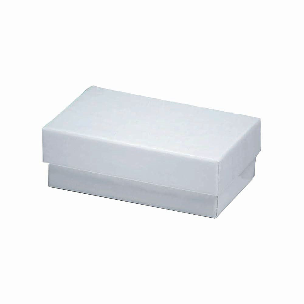 Cardboard Jewelry Boxes White Krome