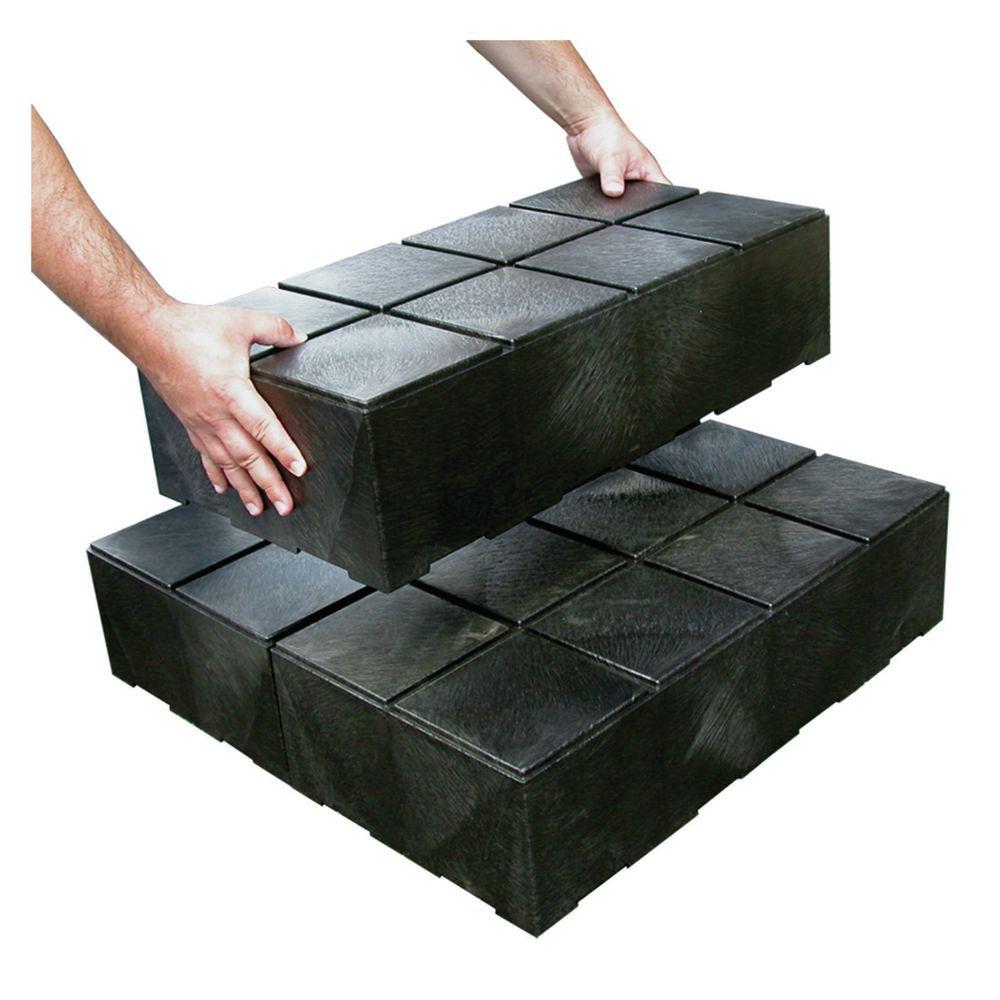 BLOCK, STACKING, 24LX12DX6H