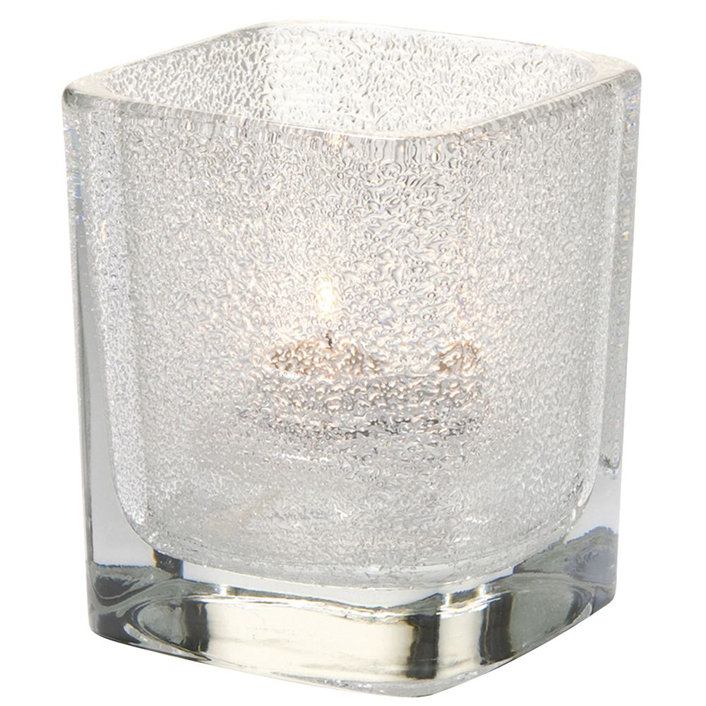 Clear Votive Candle Holders