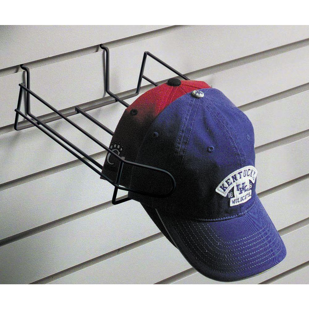 Black Wire Hat Display
