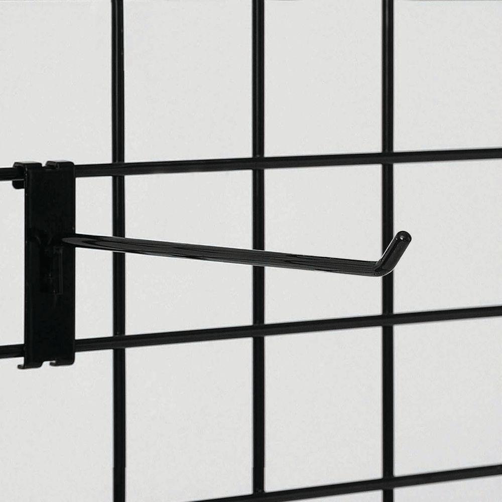 Black Slat Wall Hook