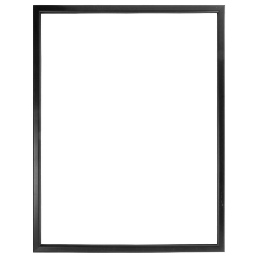 22 x 28 Vertical Sign Holder Black