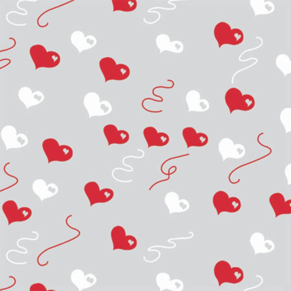 BAGS, CELLO, HEARTSTRINGS, 3.5 X 2 X 7.5, HO