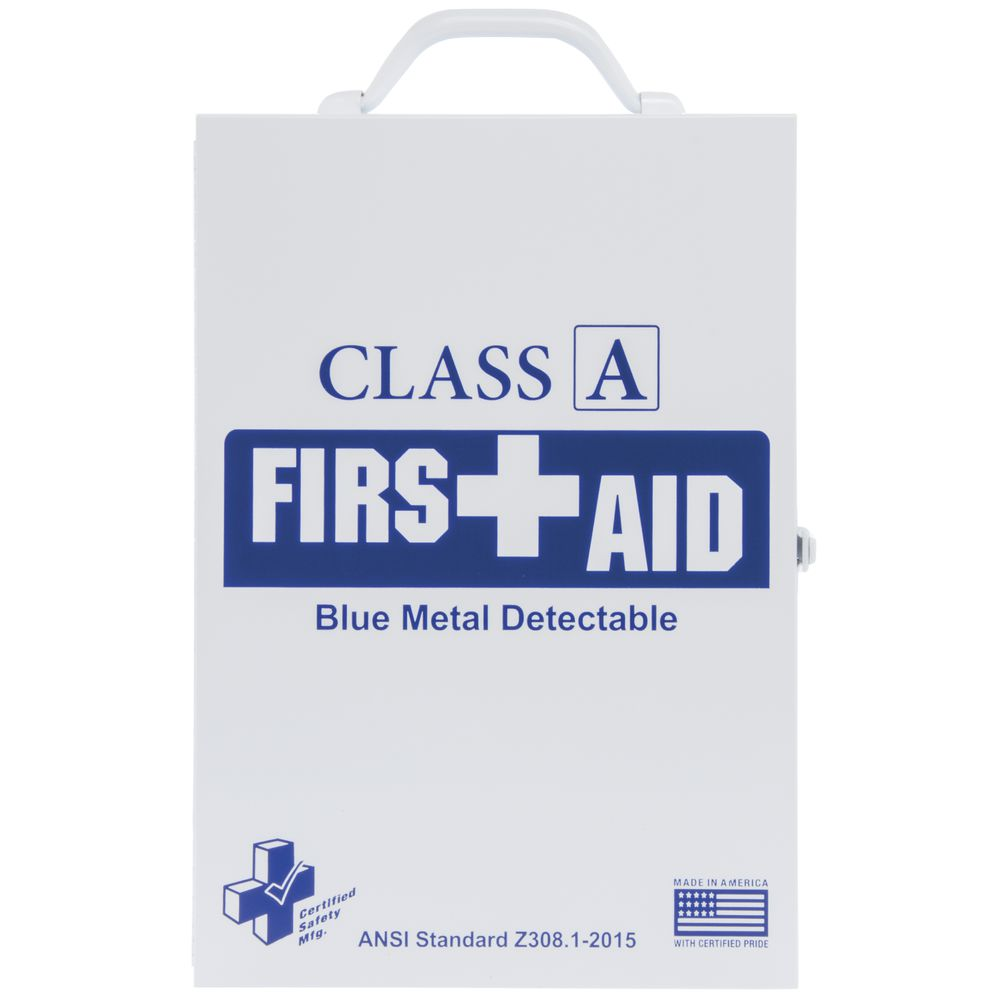 KIT, FIRST AID, HOSPITALITY, CLASS A, METAL