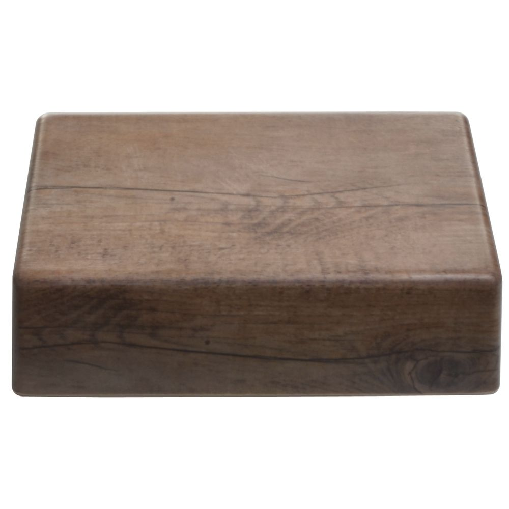 "Elite Artificial Wood Risers Rectangular Melamine Driftwood 10""L x 6""W x 3""H"