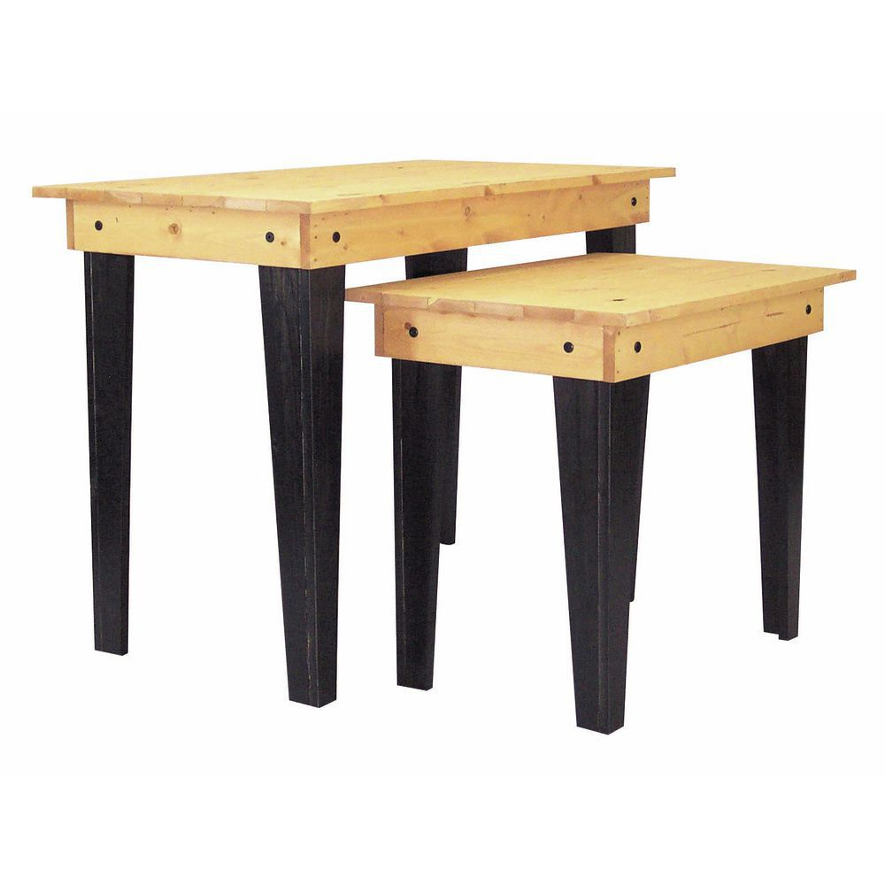 Durable Nesting Table Set