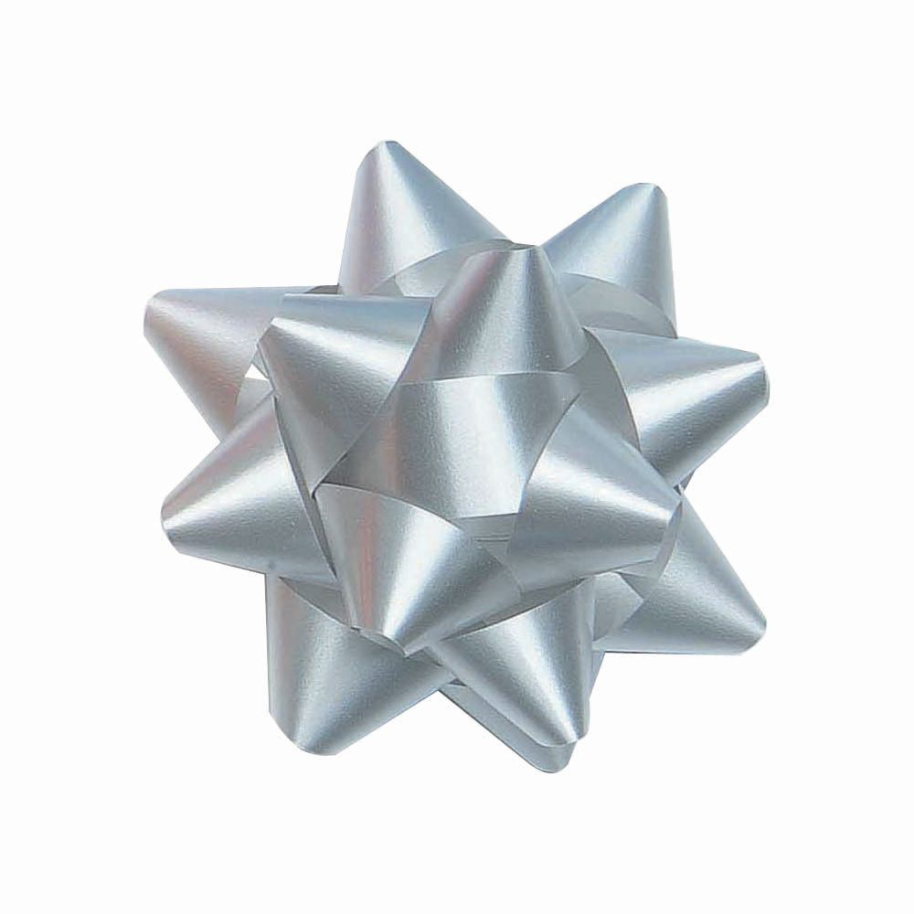Gift Bows, Silver