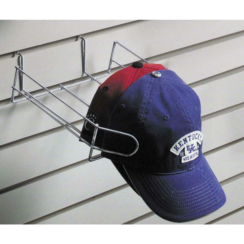 Wire Hat Rack Connects to slatwall