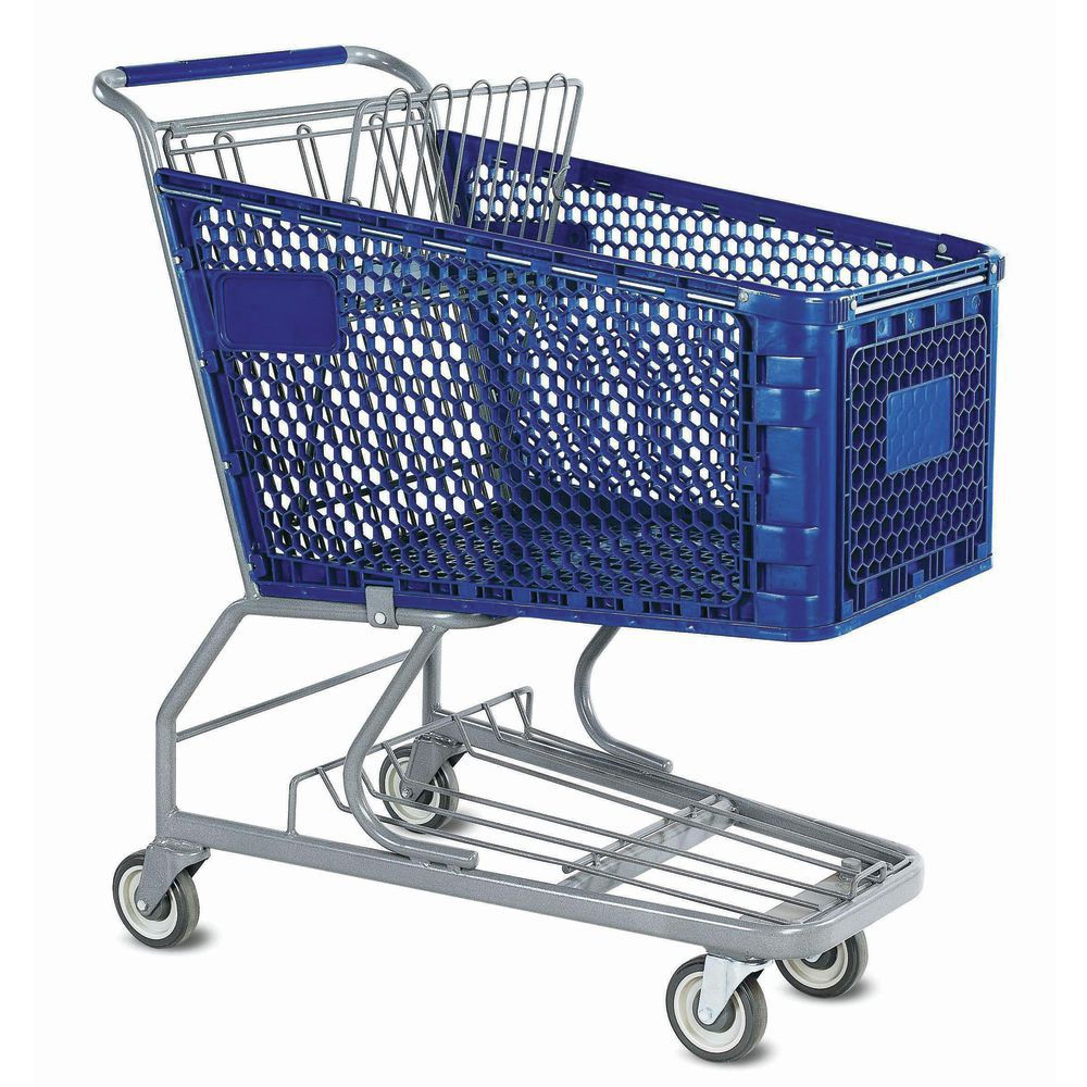 Grocery Shopping Cart with Light Weight