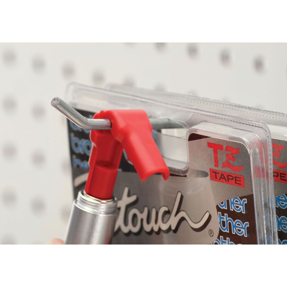 Key for Peg Hook Locks is Easy to Use