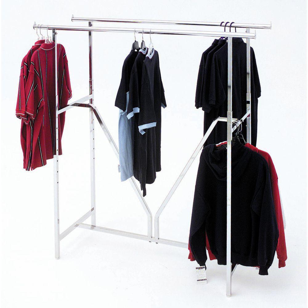 Garment Box Rack Reinforced