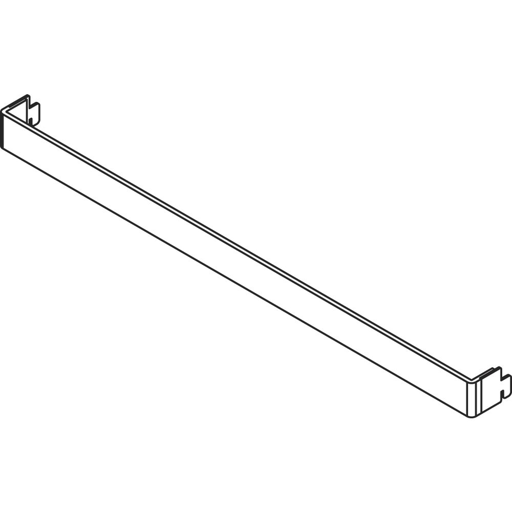 "Burnside Hanging Rails, 1 1/2"" Projection"