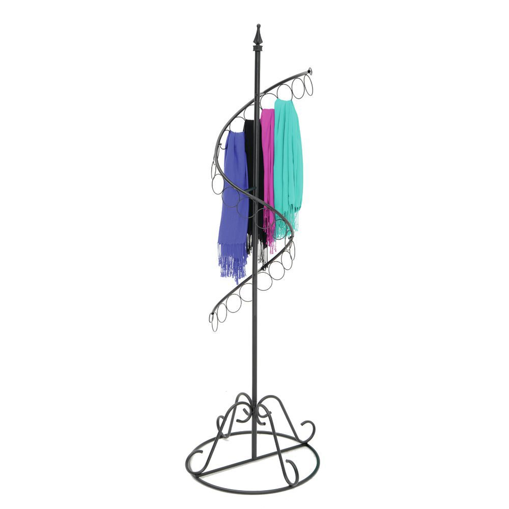Scarf Display Stand Spiral